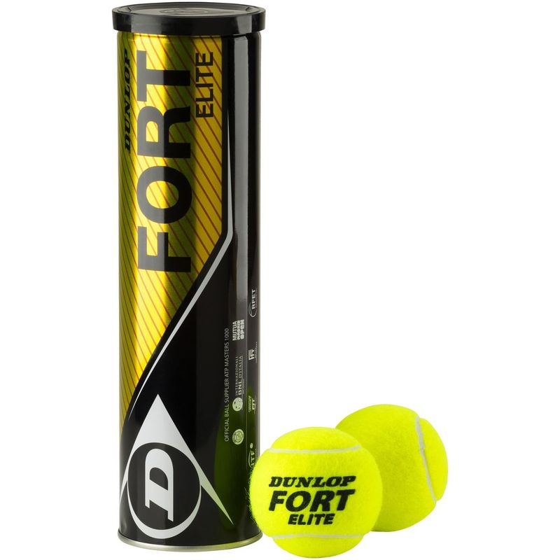 dunlop-d-fort-elite-4-tin-tennisball-0