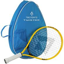 tecnopro-twister-19-244035-tennis-set-fuer-kinder