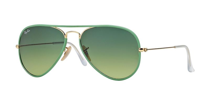 ray-ban-aviator-full-color-sonnenbrille-unisex-0