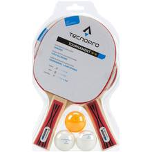tecnopro-tournament-dx-tischtennisschlaeger-set